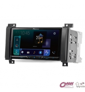 Jeep Grand Cherokee Pioneer Apple CarPlay Android Auto Multimedya Sistemi