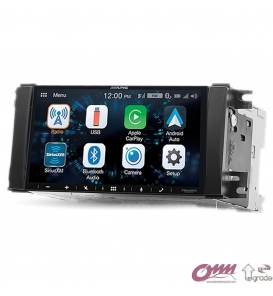 Jeep Commander Compass Grand Cherokee Alpine CarPlay AndroidAuto Multimedya Sistemi