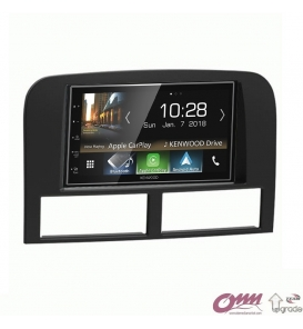 Jeep Grand Cherokee Kenwood Carplay AndroidAuto Mirrorlink Multimedya Sistemi