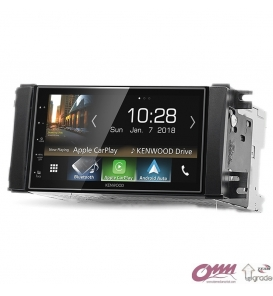 Hakkında daha ayrıntılıJeep Commander Compass Grand Cherokee Kenwood Carplay AndroidAuto Mirrorlink Multimedya Sistemi