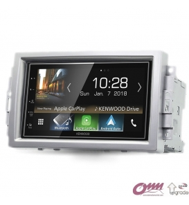 Chrysler 300C Jeep Grand Cherokee Kenwood Carplay AndroidAuto Mirrorlink Multimedya Sistemi