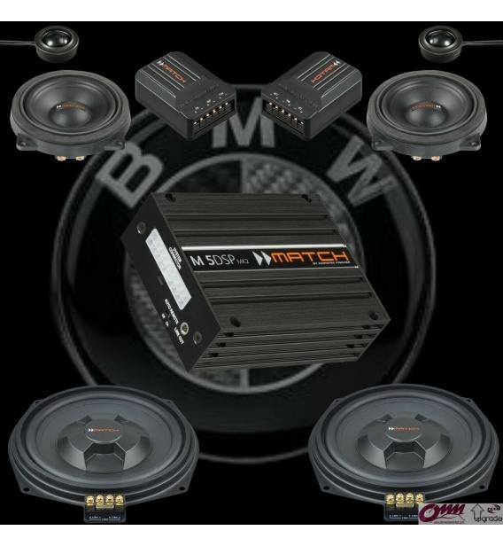 Bmw MATCH Müzik Sistemi STAGE2