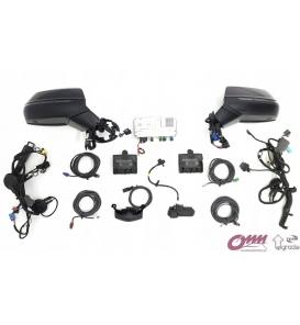 Audi Q5 FY Çevresel Kamera Sistemi