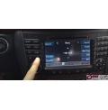 Mercedes Benz W211 E Classe Comand 2.5 USB Bluetooth ve Bluetooth Audio Sistemi