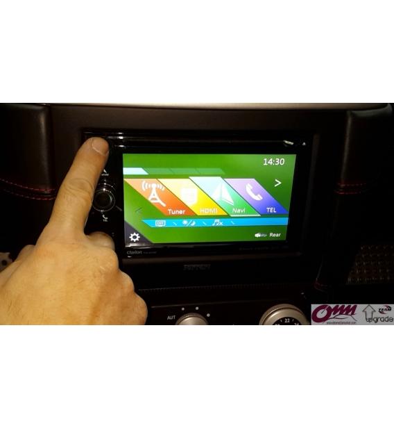 FERRARİ 612 Clarion NX405E Navigasyon Multimedia Sistemi