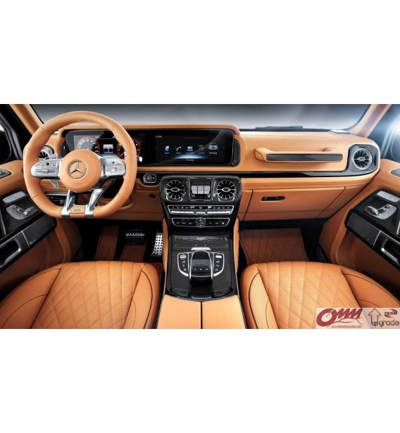 Mercedes G Serisi W464  G63 Ambians Aydınlatma Sistemi