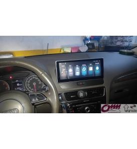 Hakkında daha ayrıntılıAudi Q5 Android Navigasyon Multimedia Sistemi