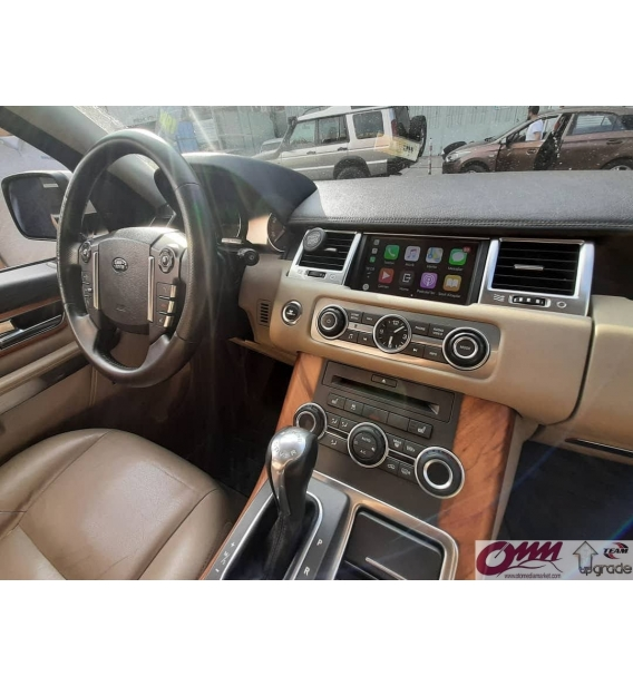 Range Rover Sport APPLE CARPLAY Sistemi