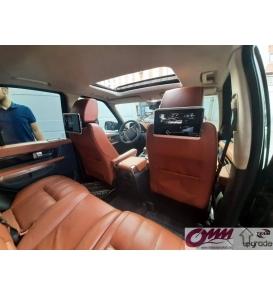 Range Rover Android Arka Eğlence Sistemi