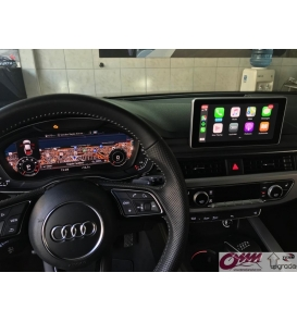 Audi A5 F5 MIB2 Sistem Üzerinde Apple Carplay Aktivasyonu
