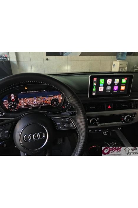 Audi Q5 Ön Arka Optik Park Sistemi