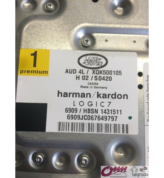 RANGE ROVER HSE SPORT 06-09 OEM HARMAN KARDON LOGIC7 AMPLIFIER
