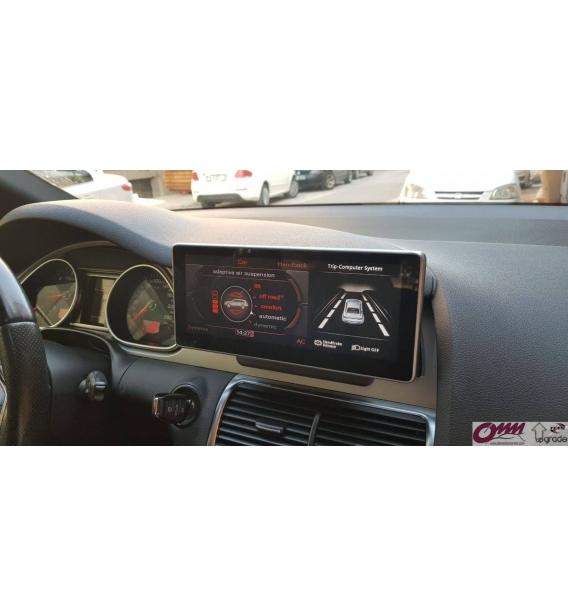 Audi Q7 MMI 2G Android Navigasyon Multimedia Sistemi
