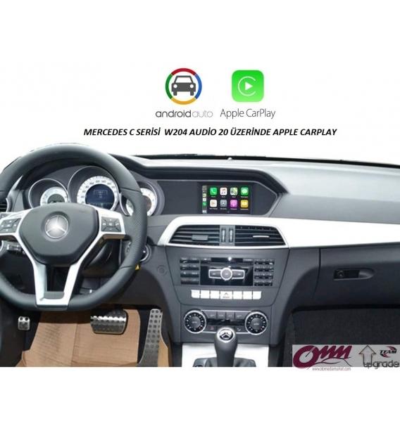 Mercedes Audio 20 Sistemler için APPLECARPLAY