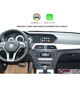Mercedes Audio 20 Sistemler için APPLECARPLAY