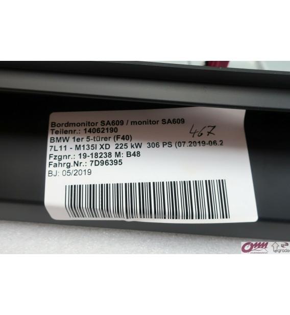 BMW 1 serisi F40 2 serisi F44 10.25 MGU yerleşik monitör