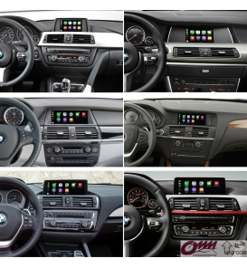 BMW CIC Sistem Carplay Sistemi