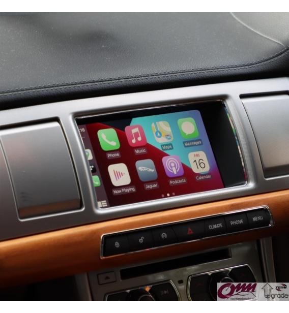 Jaguar XF Carplay Sistemi