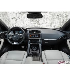 Hakkında daha ayrıntılıJaguar F-Pace InControl Touch Pro Üzerinde Apple Carplay