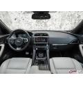 Jaguar F-Pace InControl Touch Pro Üzerinde Apple Carplay