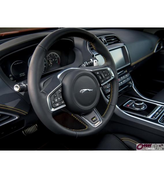 Jaguar XE In-Control Üzerinde Apple Carplay Sistemi