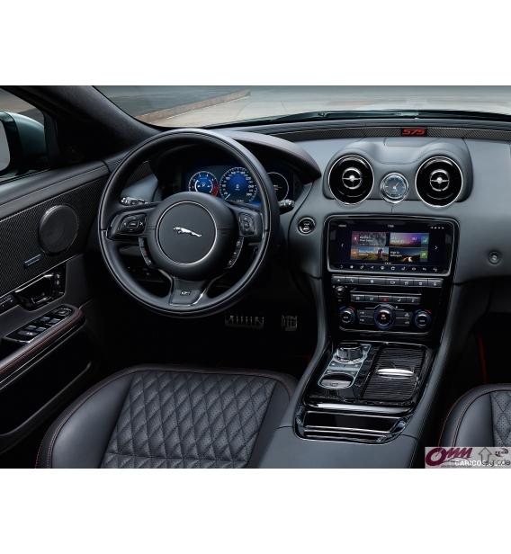 Jaguar XJR Apple Carplay Sistemi