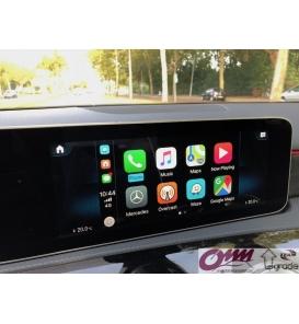 Mercedes A Serisi W177 Apple Carplay Sistemi