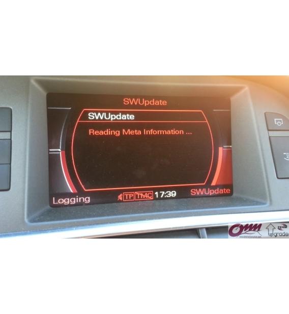 Audi A6 A8 Q7 MMI 2G EU Software Update Version 5570