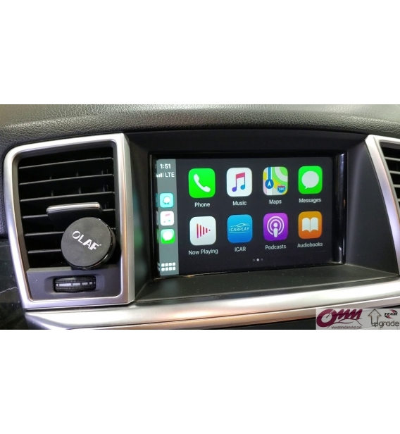 Mercedes ML Serisi W166 Carplay Sistemi