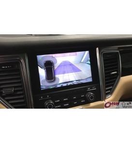 Porsche Macan Geri Görüş Kamera Sistemi