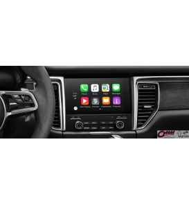 Porsche Macan Apple Carplay Sistemi