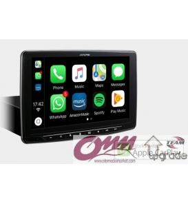 """Hakkında daha ayrıntılıAlpine iLX-F903D  9"""" Ekran. Apple CarPlay ve Android Auto uyumlu Dijital Medya İstasyonu"""