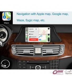 Hakkında daha ayrıntılıMercedes CLS Serisi W218 Apple Carplay Sistemi