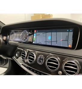 Mercedes S Serisi W222 Carplay Sistemi