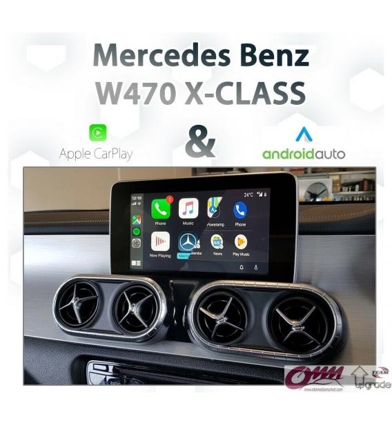 Mercedes X Serisi W40 Carplay Sistemi