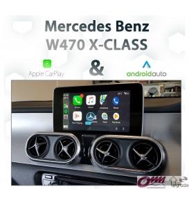 Mercedes X Serisi W470 Carplay Sistemi