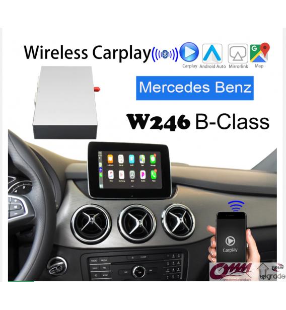 Mercedes B Serisi W246 Apple Carplay Sistemi