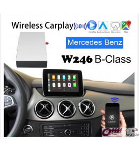 Mercedes B Serisi W246 Apple Carplay Sistemi