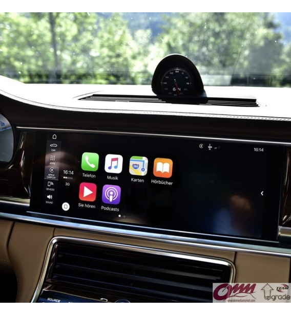 Porsche Panamera Apple Carplay Sistemi