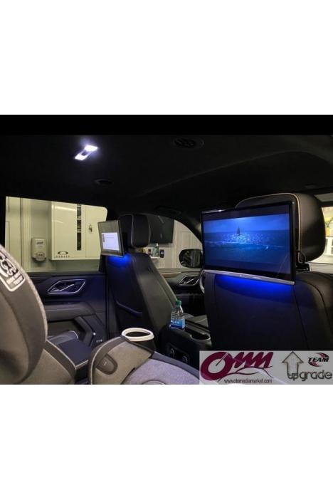 Audi A6 4F MMI 2G Dokunmatik Navigasyon Paketi