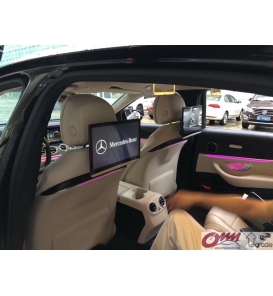 Audi A3 8V Android Arka Eğlence