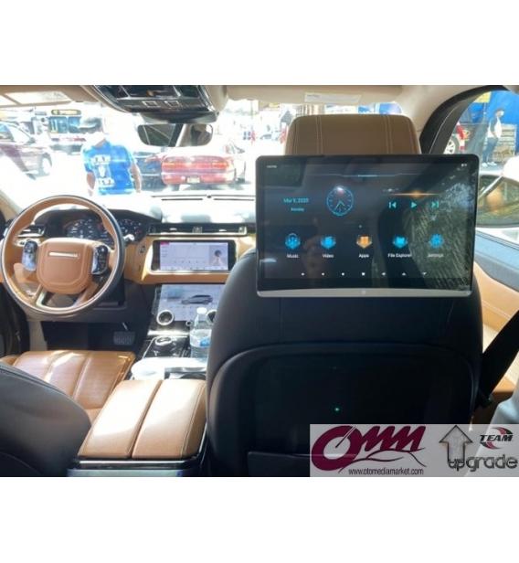 Land Rover Android Arka Eğlence Sistemi