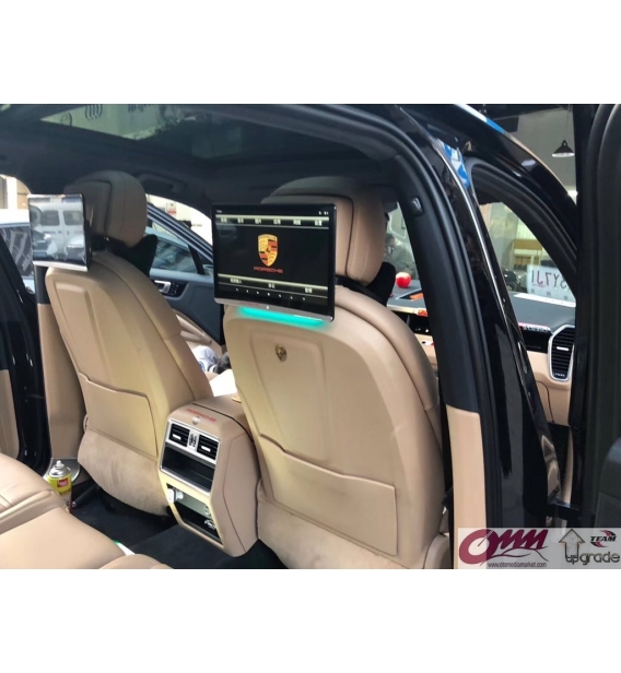 Bentley Android Arka Eğlence Sistemi