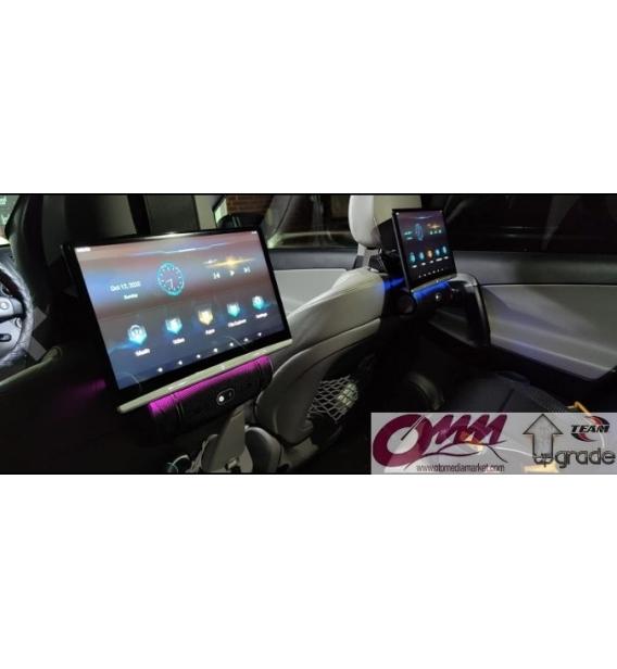 Bmw 7 Serisi Android Arka Eğlence Sistemi