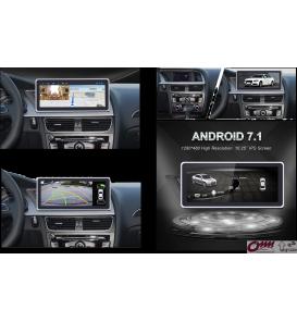 Audi A4 B8 Android Multimedya Navigasyon Sistemi