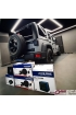 Jeep Wrangler Rubicon Alpine Müzik Sistemi Paketi