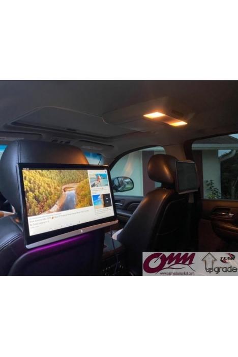 Mercedes GLA Serisi Comand Online NTG 4.7