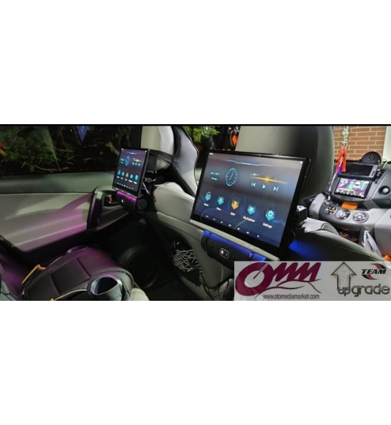 Bmw 2 Serisi Android Arka Eğlence Sistemi