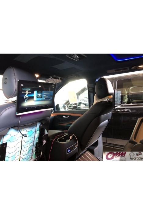 Land Rover Discovery 3 Arka Eğlence Sistemi