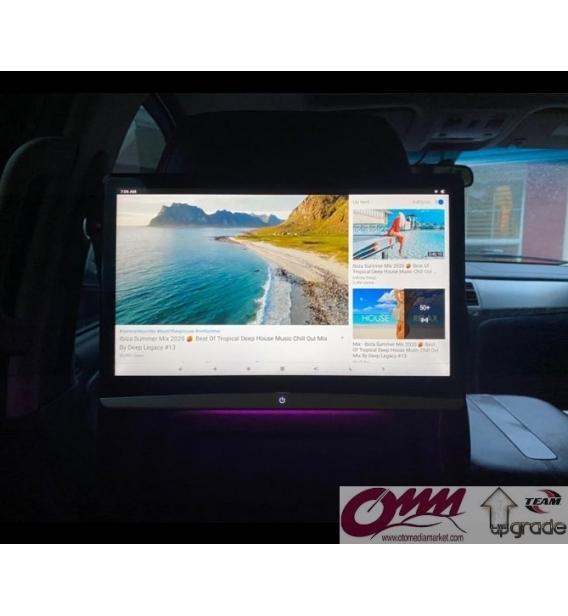 Audi A8 Android Arka Eğlence Sistemi